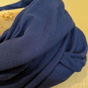 American Apparel Accessories - American Apparel Infinity Circle Scarf | Blue